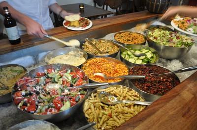 hermans vegetariska restaurang & trädgårdscafé