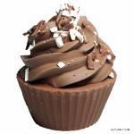 Triple Choc Cupcake Soap