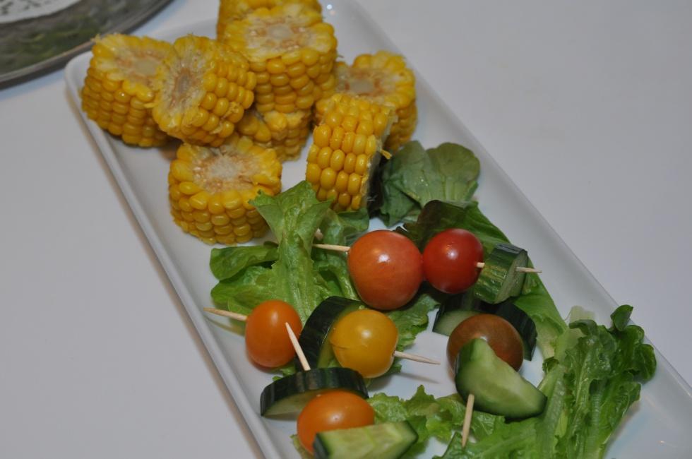 Mini grönsaksspett