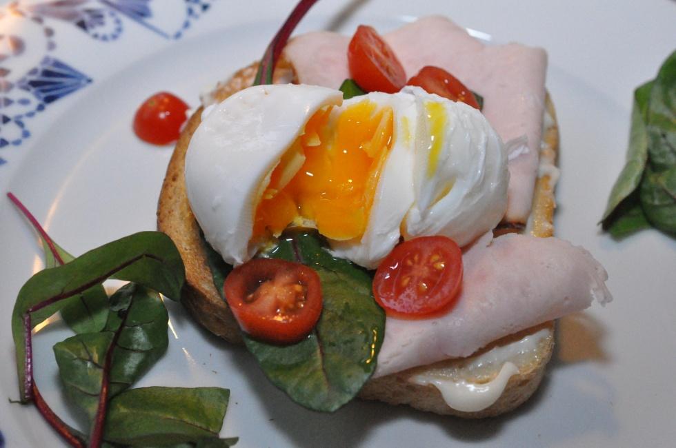 Pocherat_ägg_hur pocherar man ägg_frukost