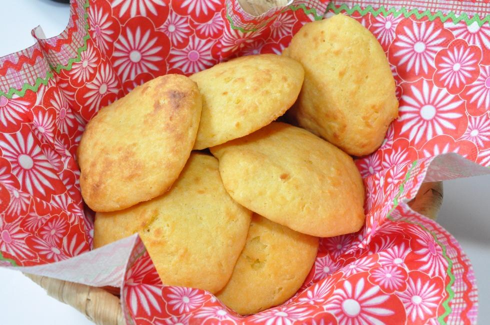Glutenfria scones majsmjöl kungsörnen
