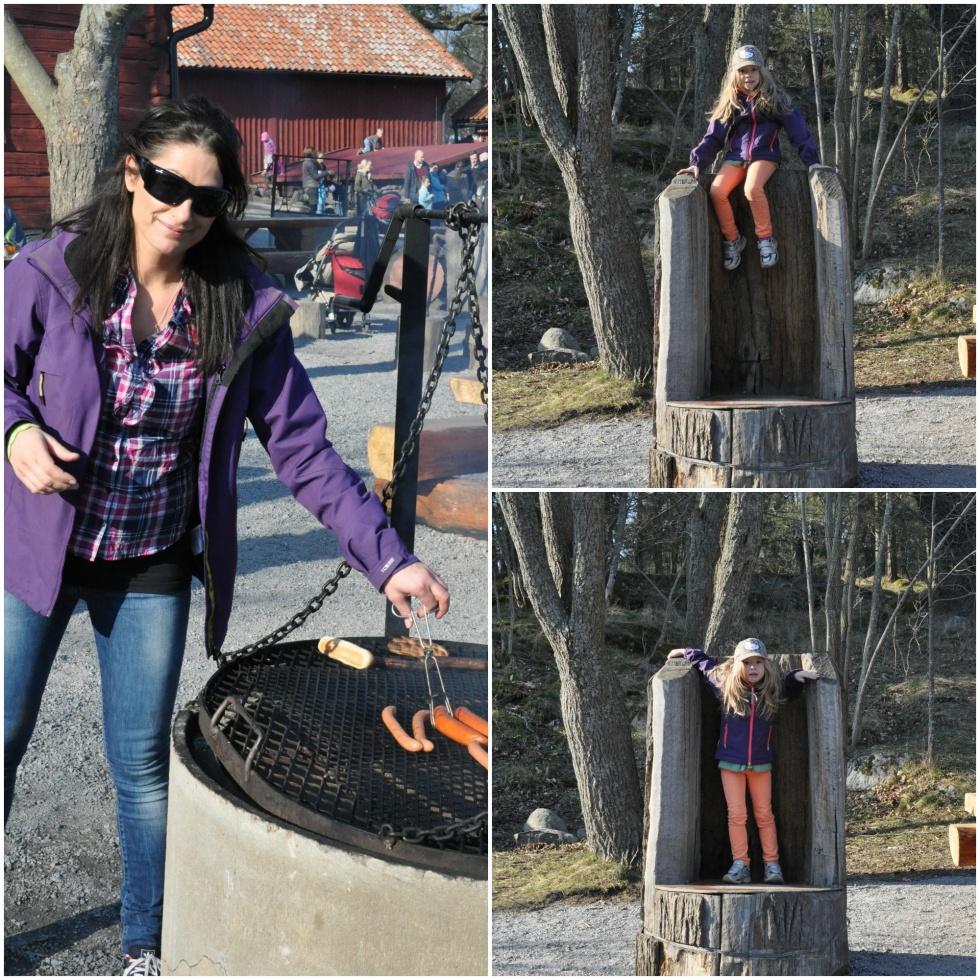 Nyckelviken grill