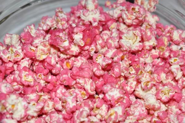 Rosa pop corn