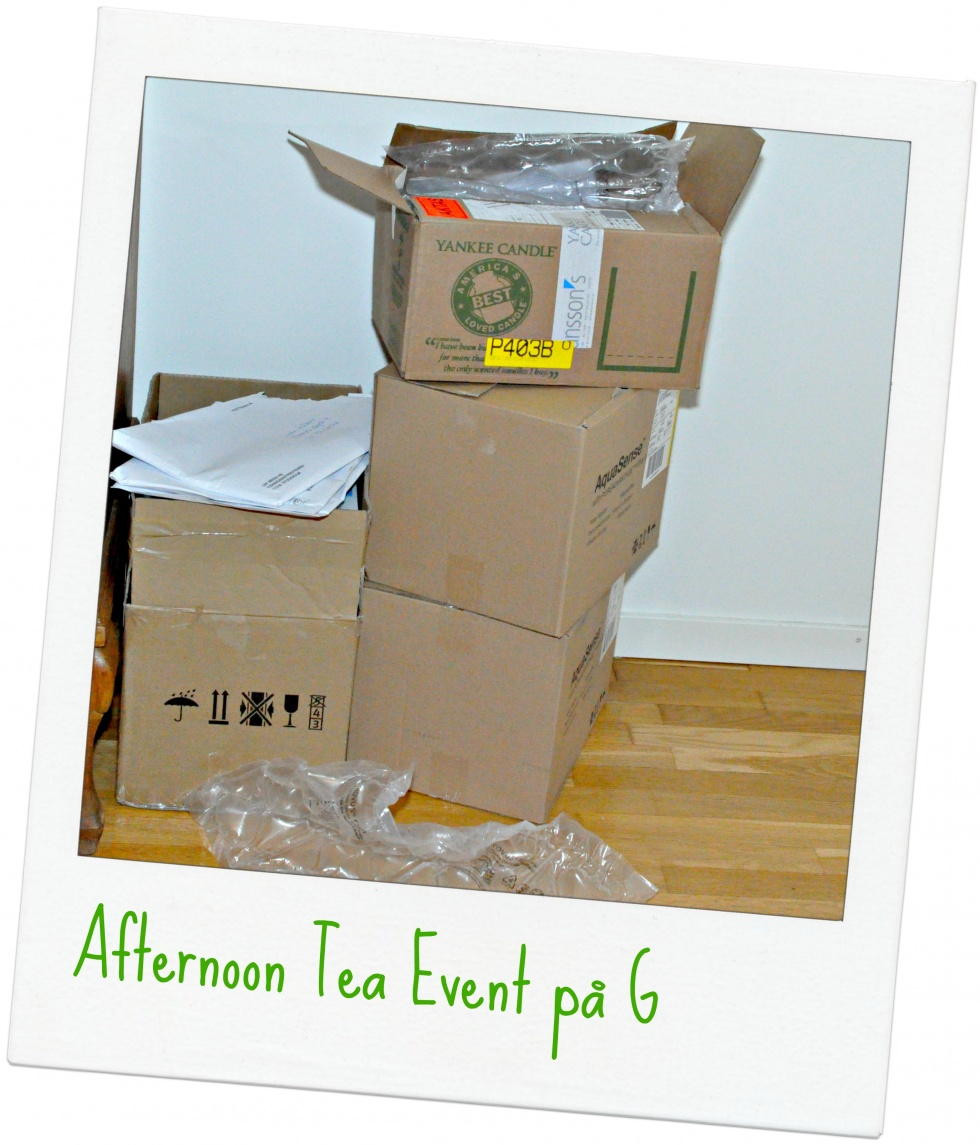 Afternoon Tea event