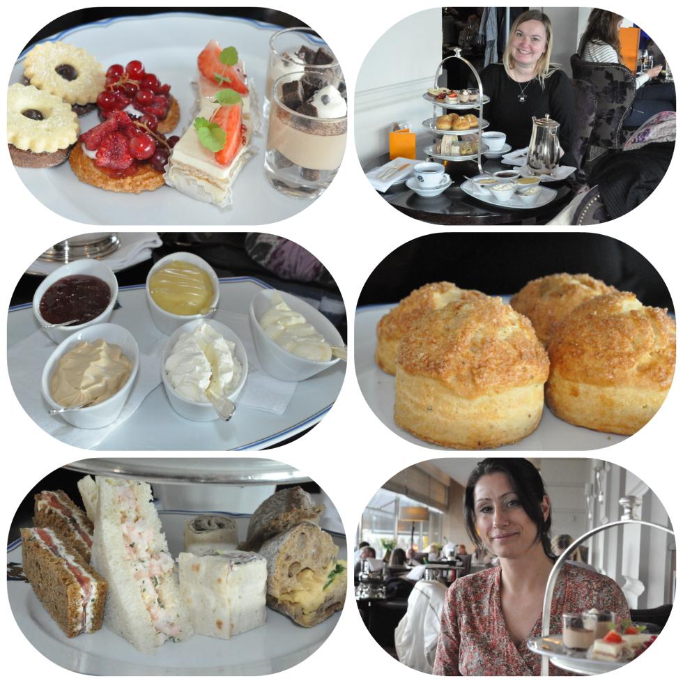 Grand Hotel Afternoon tea