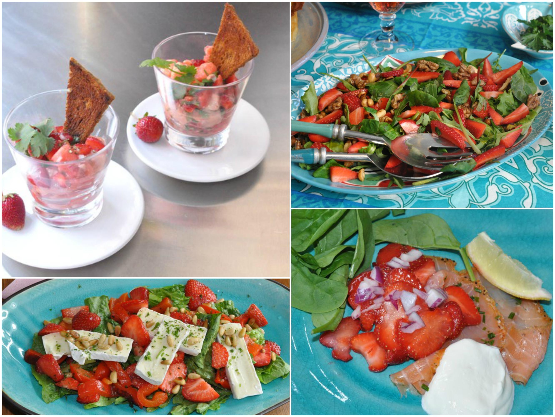 jordgubbar recept