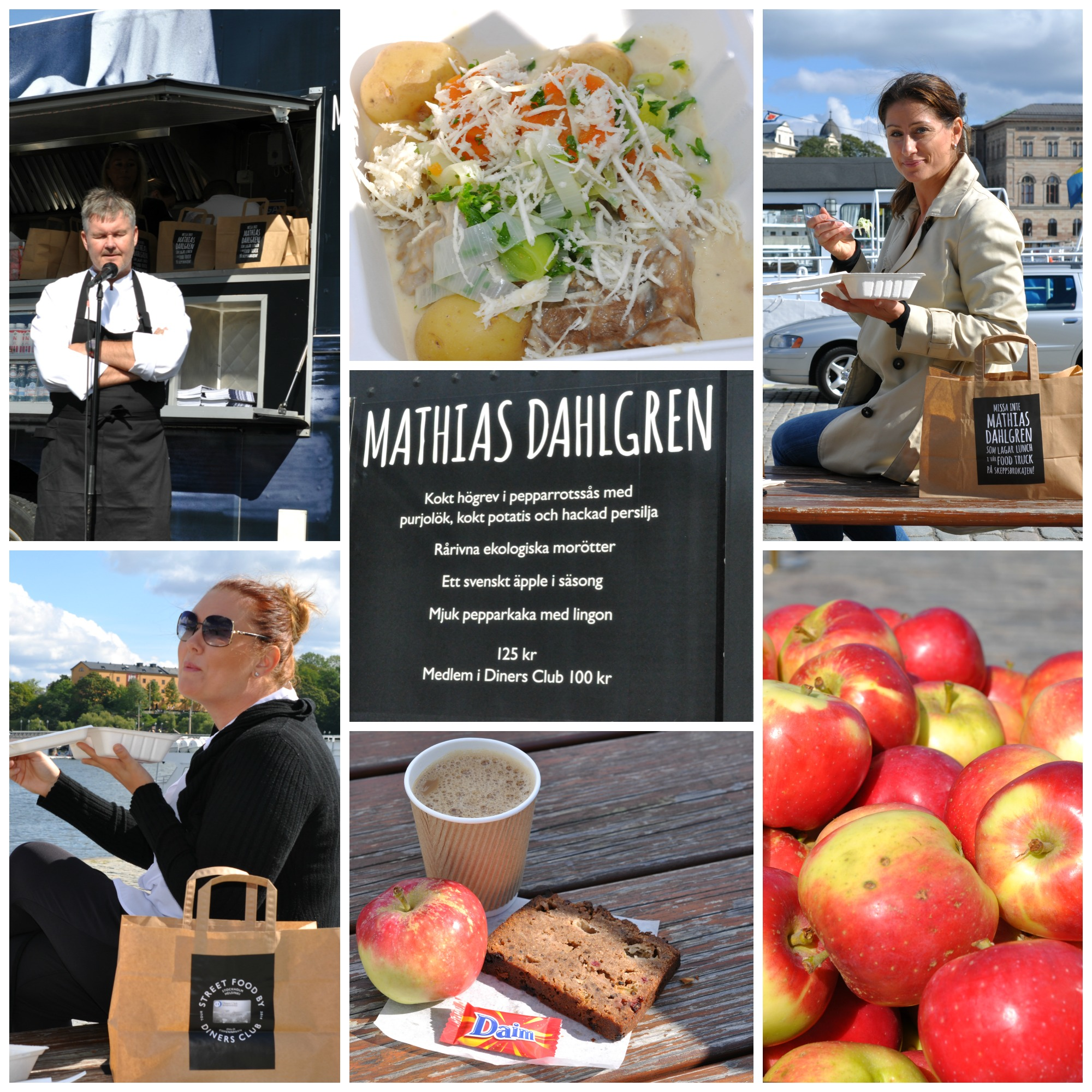 Mathias dahlgren street food