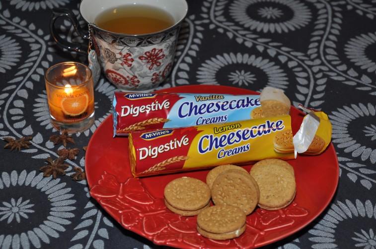 Digestive Cheesecake