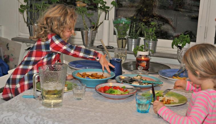 Middag magda