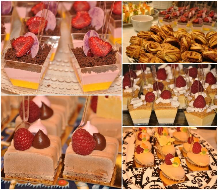 Gulddraken 2015 dessert