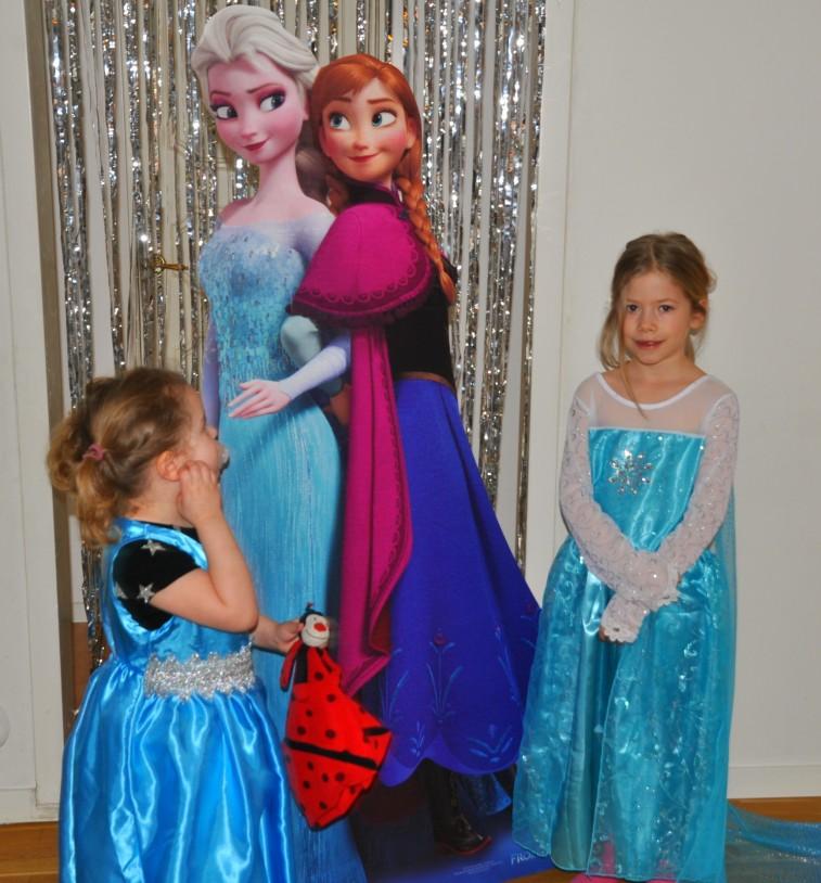 Frost Anna och Elsa 1