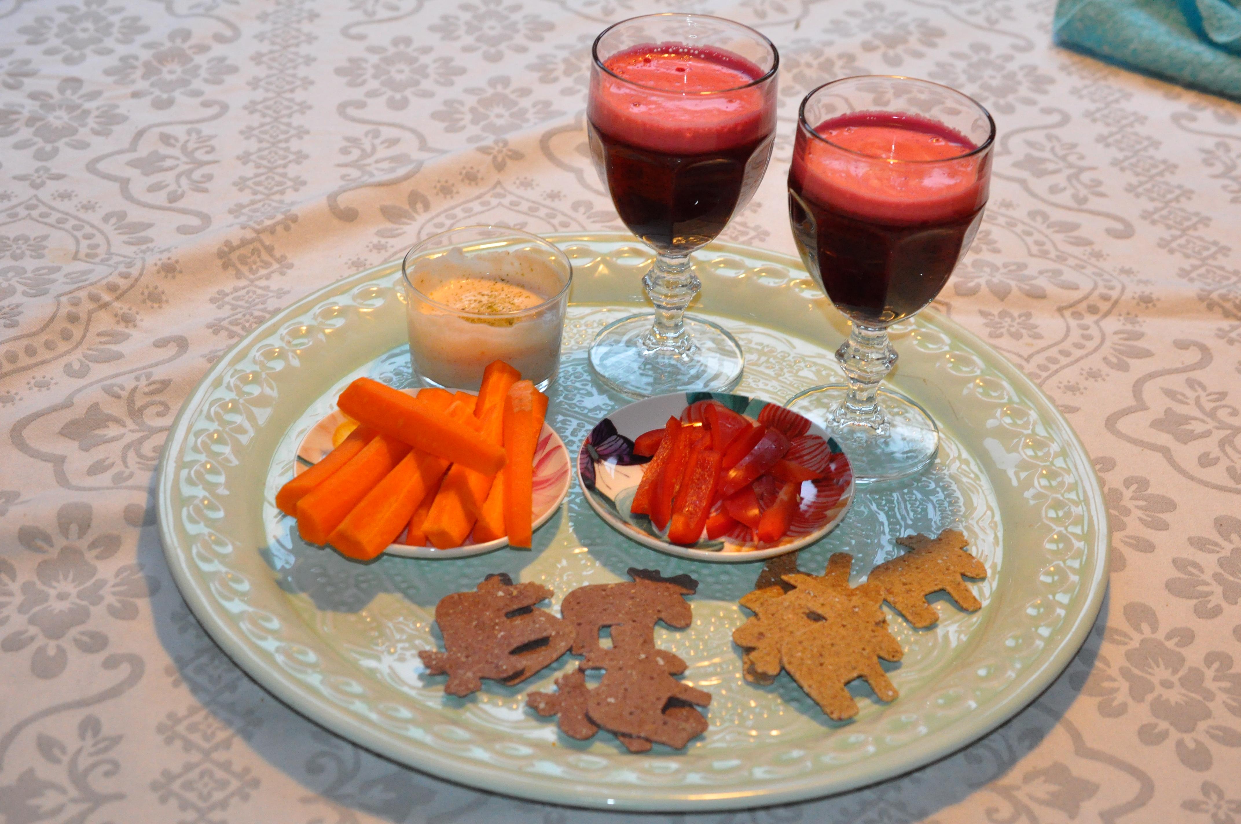 juice juicemaskin rödbeta ananas grapefrukt