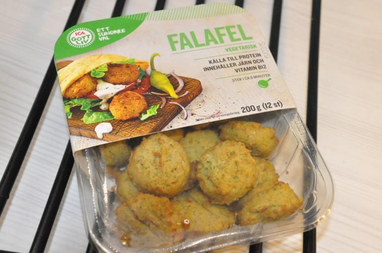 ICA Gott Liv falafel