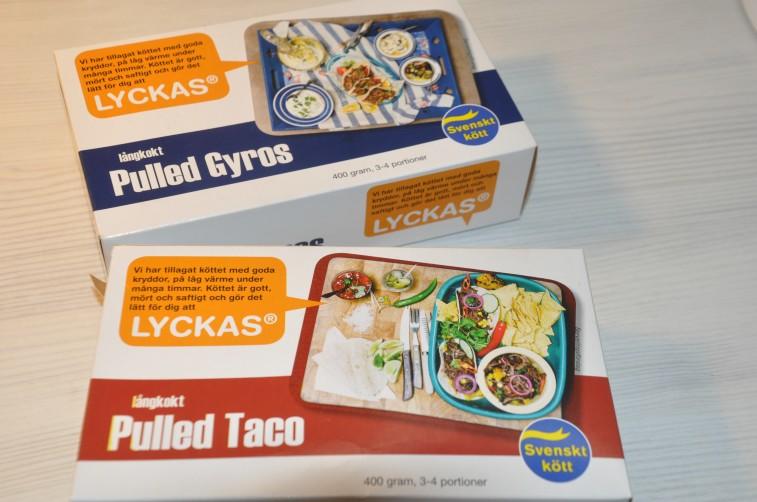 svenskt kött pulled taco pulled gyros Ugglarps