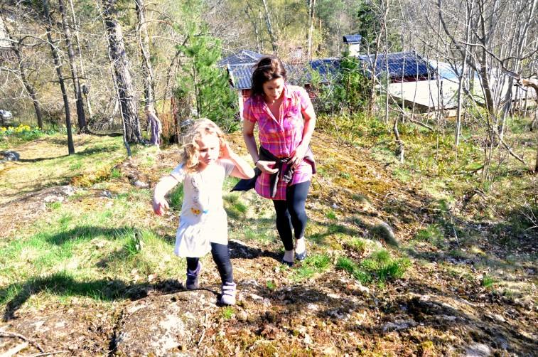 Magda och jag