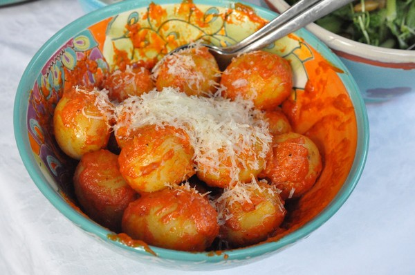 Mojo Rojo potatis