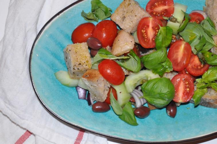 Toscansk brödsallad