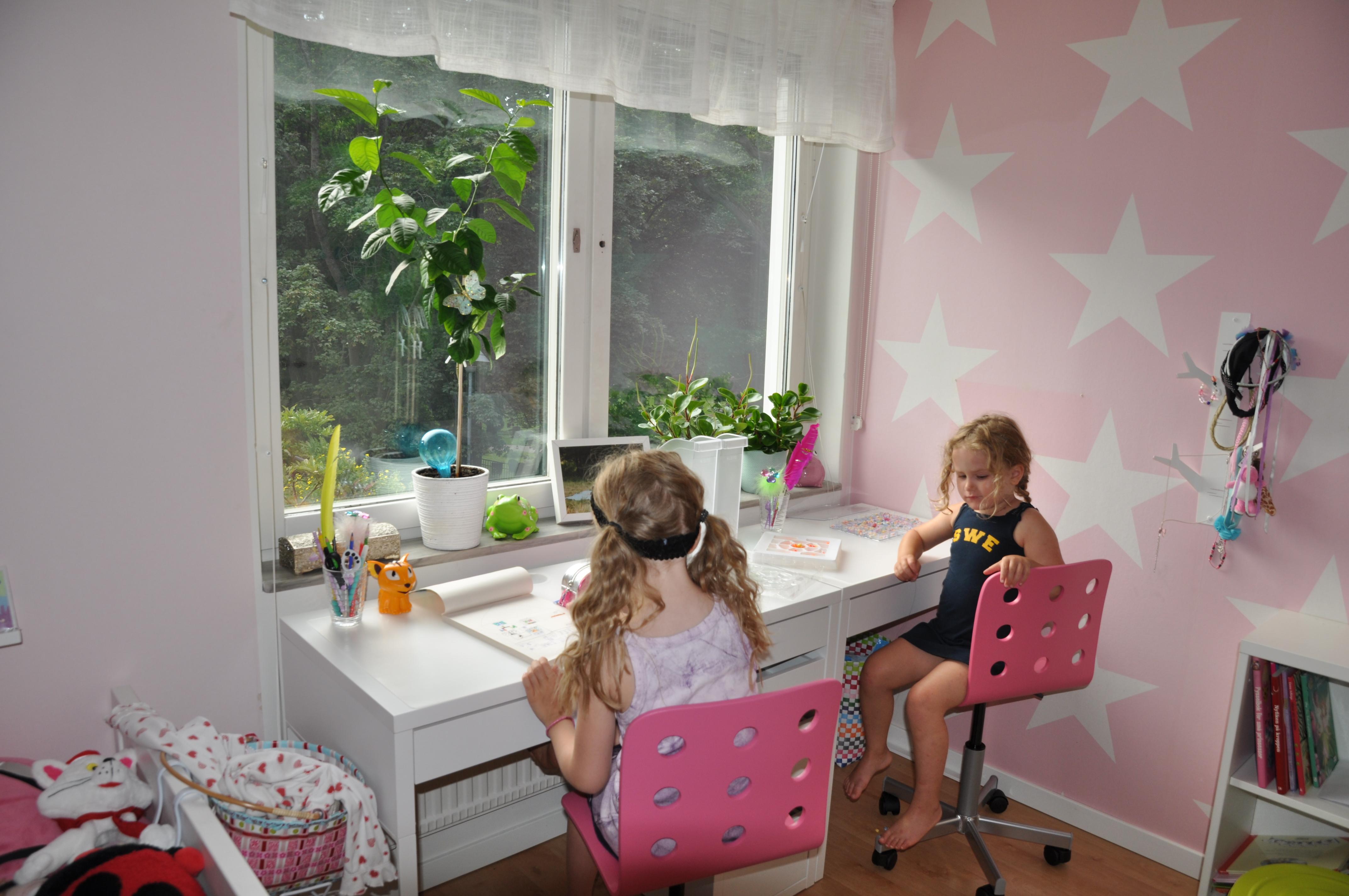 skrivbord barn ikea