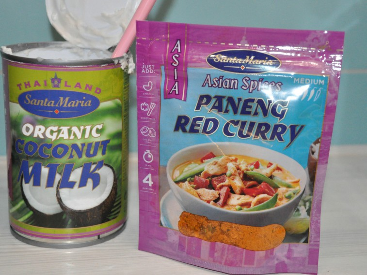 Santa Maria Paneng Red Curry