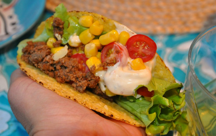 Tacos ICA rätt enkelt