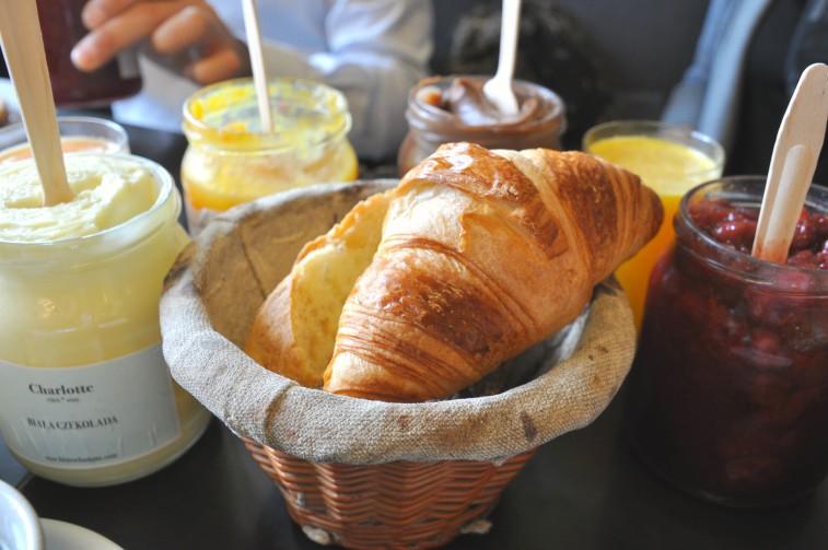 Croissant Charlotte