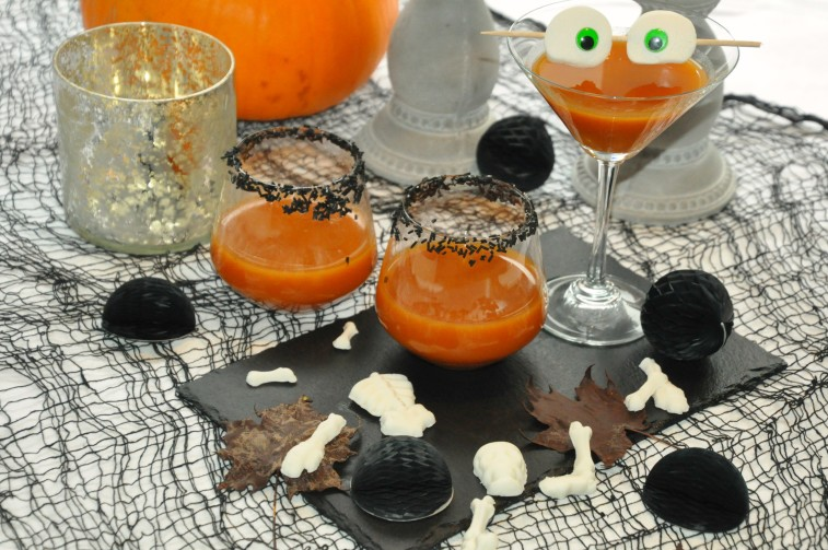 Halloween nyponsoppa