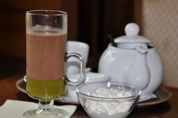 Wedel Hot chocolate pistage