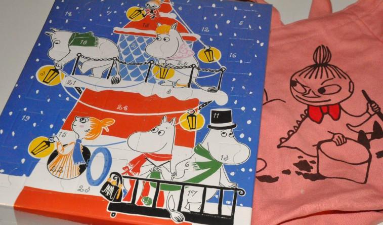 Julkalender Mumin