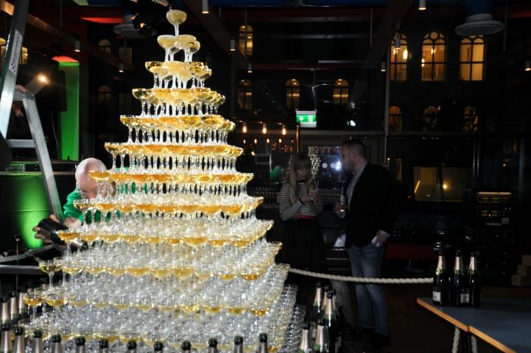 Champagnetorn