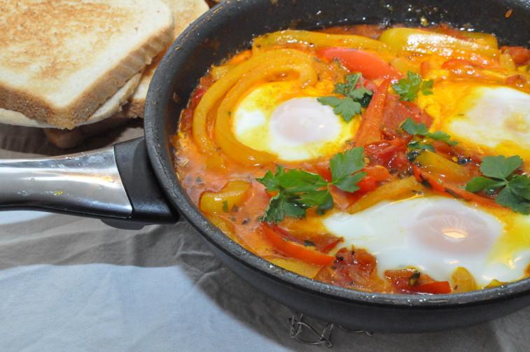 shakshuka middle eastern cuisine