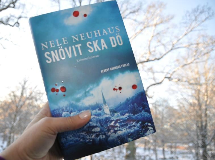 snövit ska dö Nele Neuhaus Christine Bredenkamp