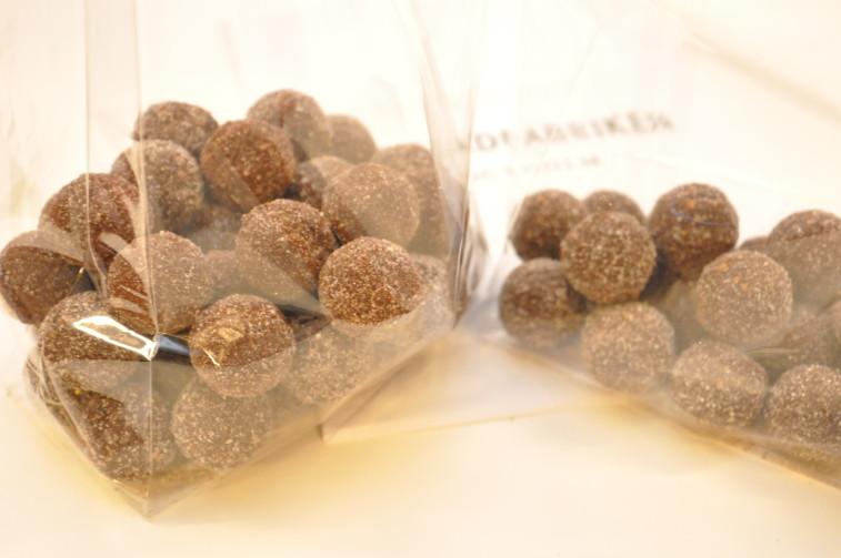 Chokladfabriken pralinkurs