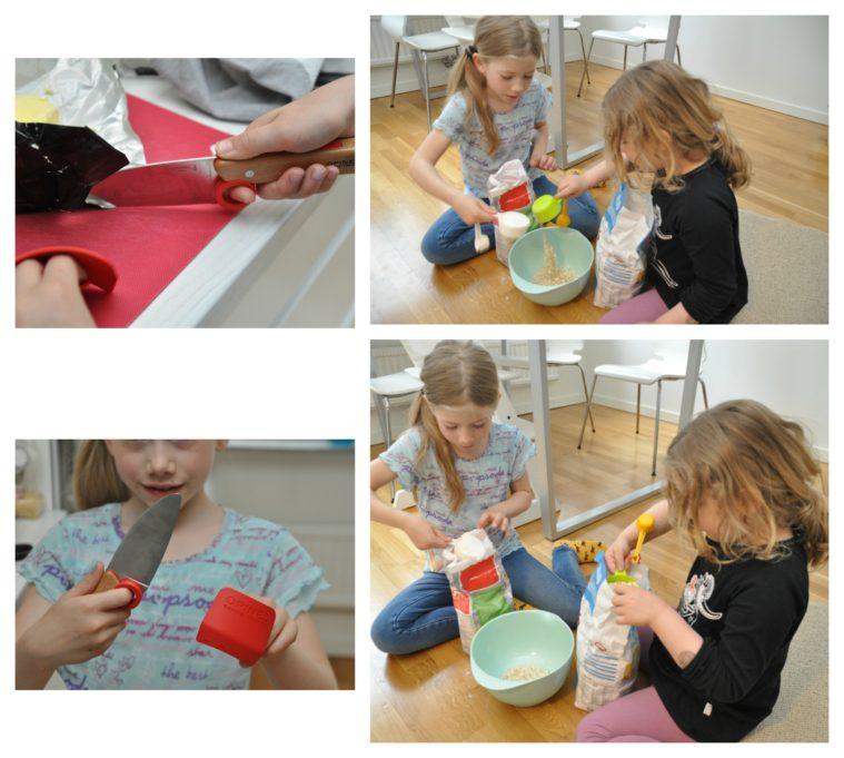 Bakning barn