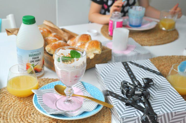 Mors dag frukost 1