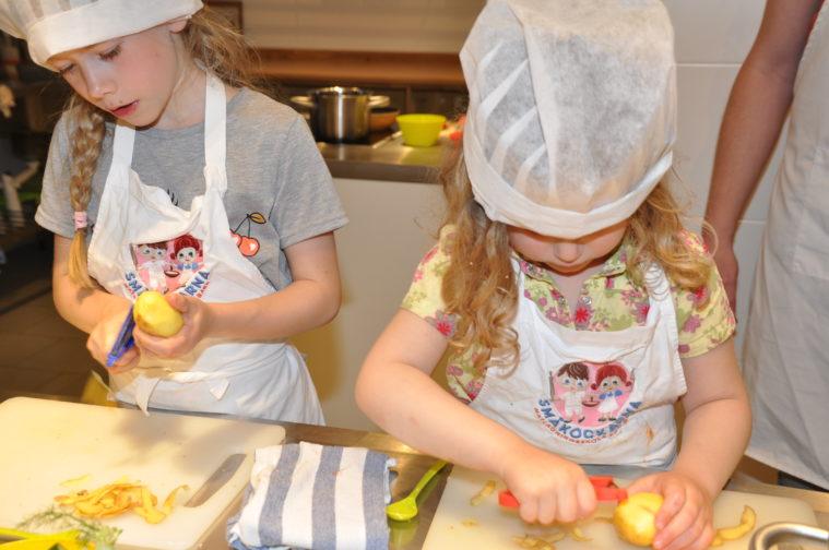 Småkockarna matlagningsskola