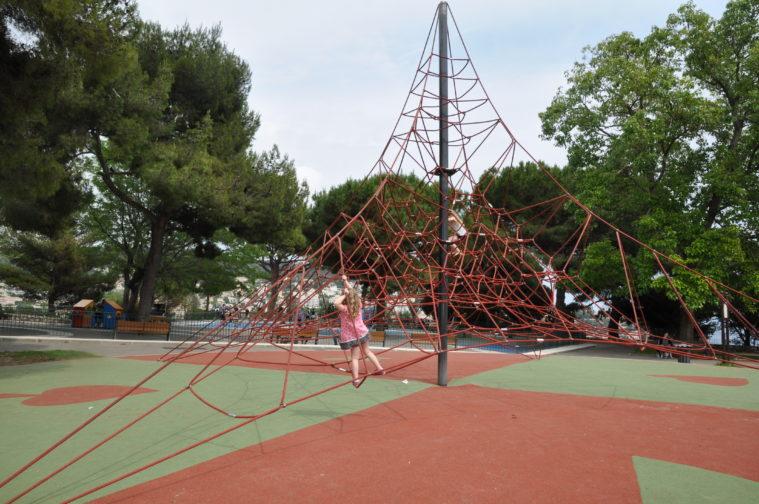 Slottsparken Nice