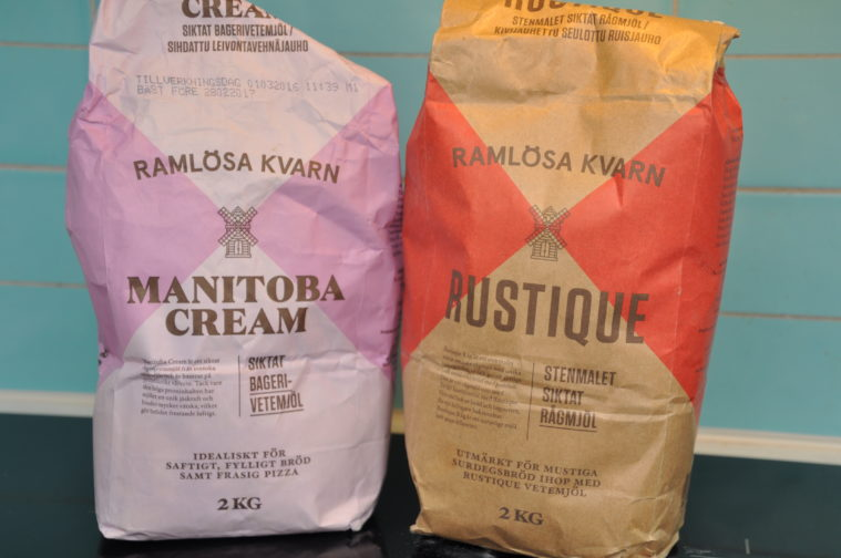 Ramlösa kvarn manitoba cream rustique