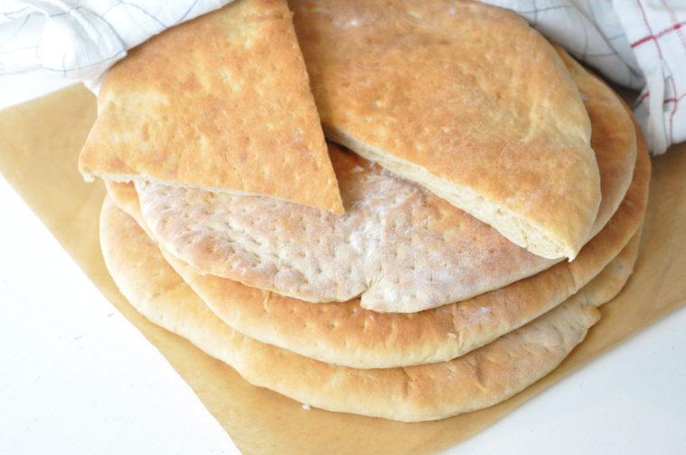 enkelt matbröd bakpulver