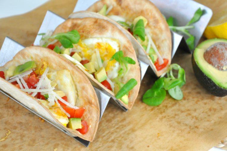 Tacos frukost