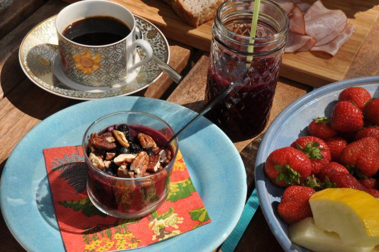 Glutenfri frukost brunch