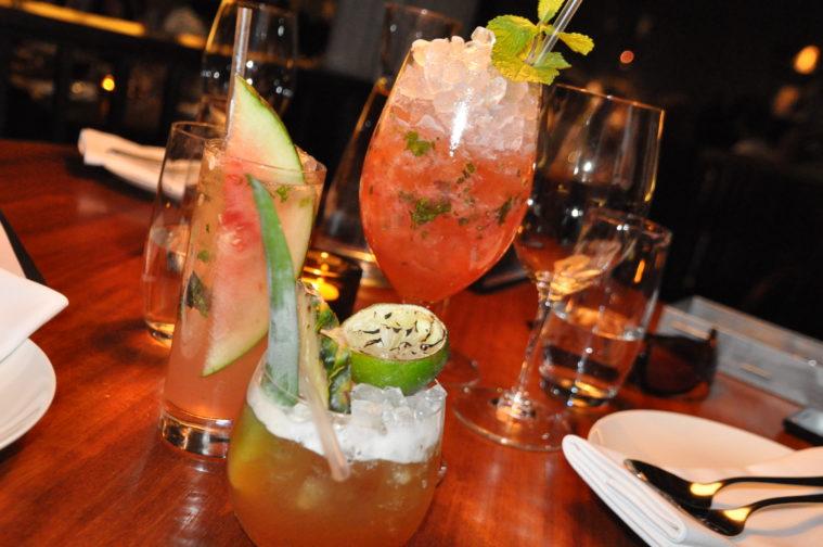 Restaurang Farang asiatiskt Stockholm fusion