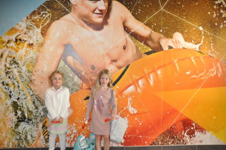 Kokpunkten Västerås bada barn aktivitet barnaktivitet