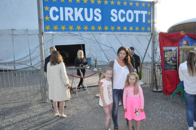 Cirkus Scott Womsa Min stora dag