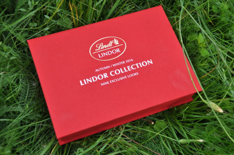 Lindor collection pick and mix Lindt