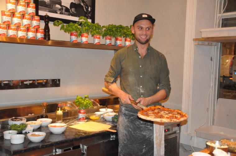Mutti pizza workshop 800 grader