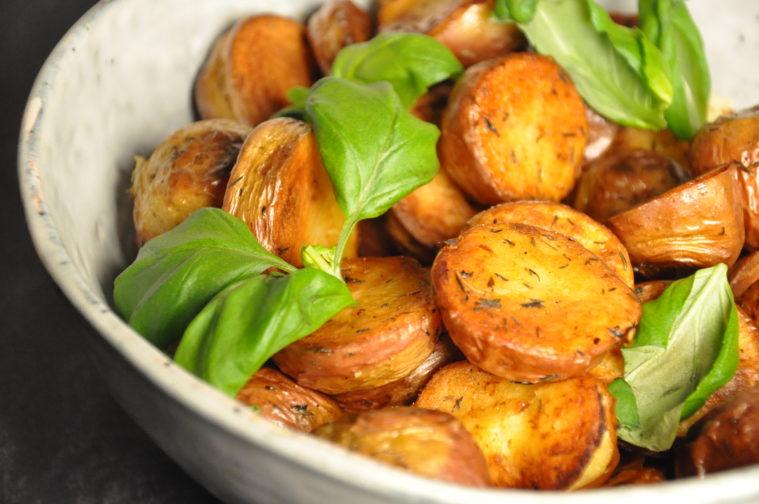 Melting potatoes saftig ugnsrostad potatis
