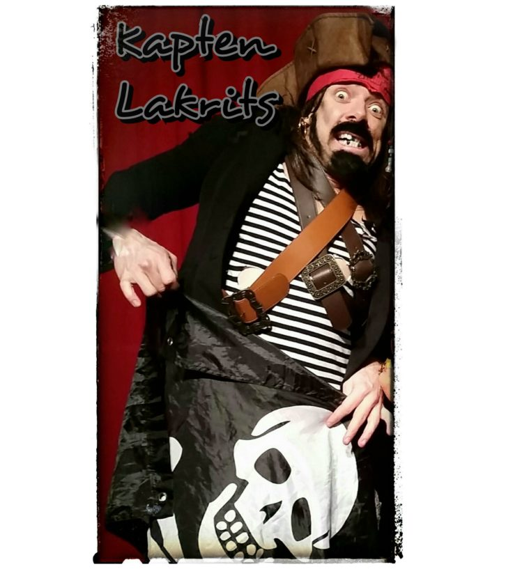 Kapten lakrits