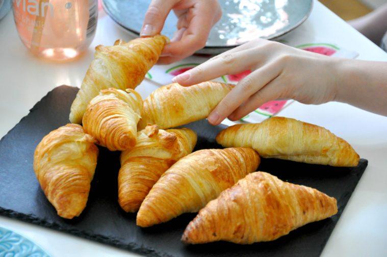 Croissants picard mini croissants