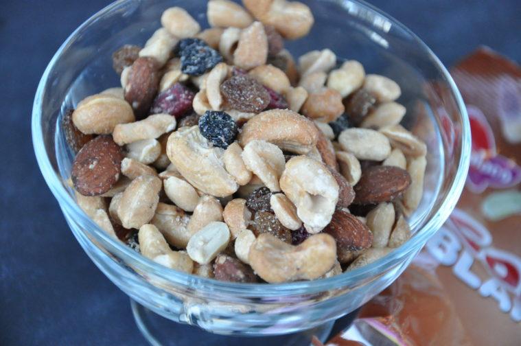Cloetta nyheter Nutisal Nordic mix torrostade nötter  Dry roasted nuts Nordic