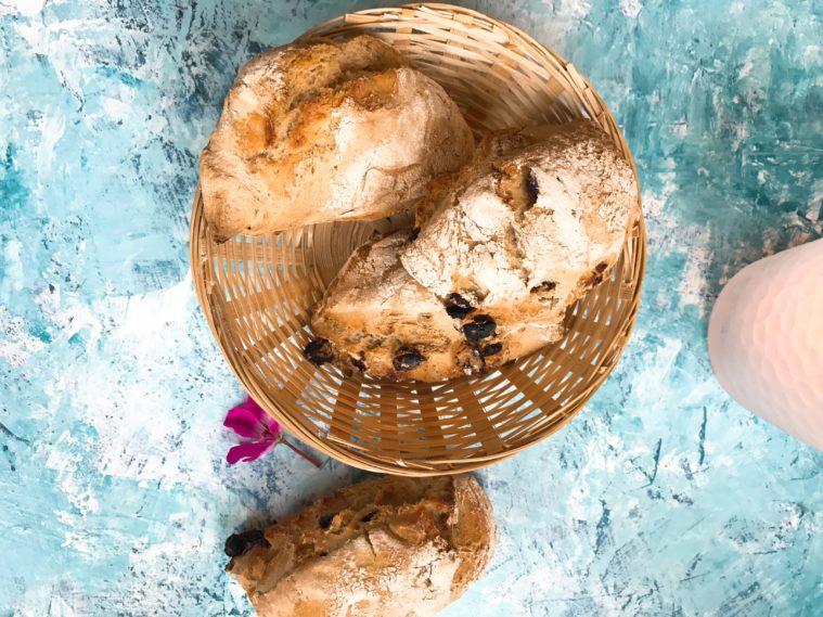 Kalljästa goda brödbullar